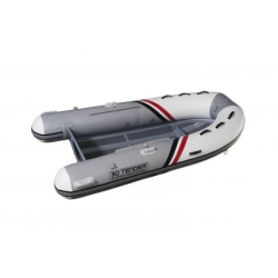 Bateau semi-rigide en aluminium Ultra Light RIB 290
