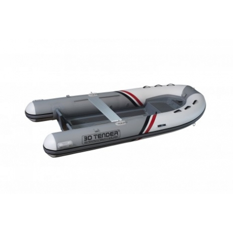 Bateau semi-rigide en aluminium Ultra Light RIB 330