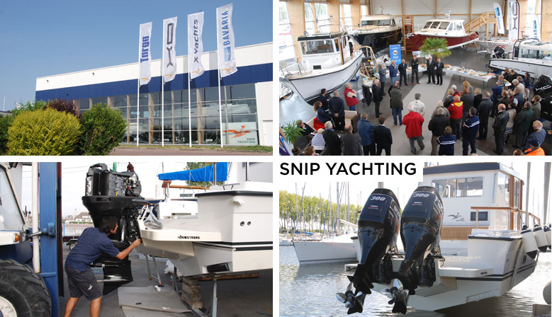 SNIP Yachting Ouistreham